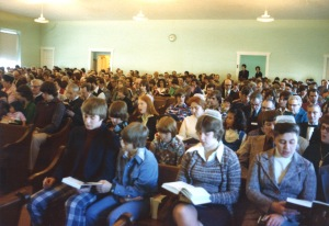 Salford Mennonite Congregation, 1976-3(1)
