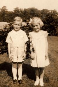 Paul and Pauline, circa 1938